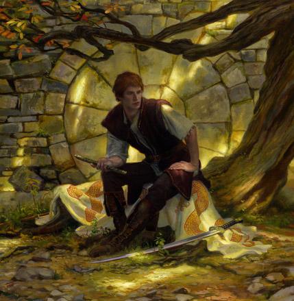 fictional main character - Rand Al'Thor