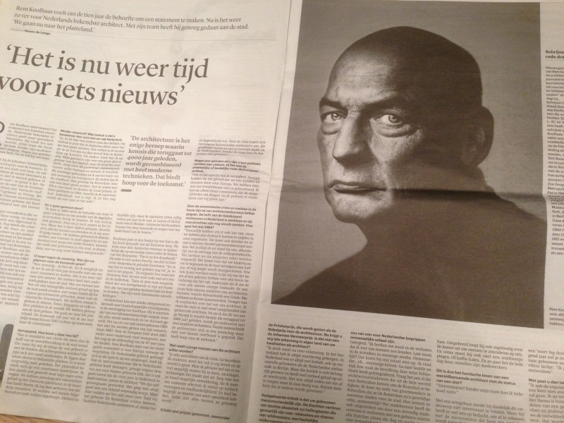 Newspaper Trouw